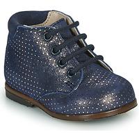 Zapatos Niña Botas de caña baja GBB TACOMA Azul