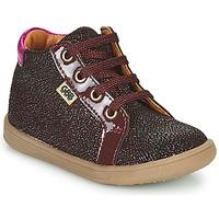 Zapatos Niña Zapatillas altas GBB FAMIA Burdeo