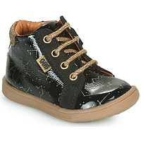 Zapatos Niña Botas de caña baja GBB FAMIA Negro