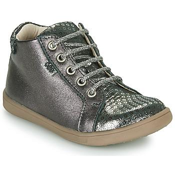 Zapatos Niña Zapatillas altas GBB FAMIA Gris