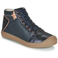 Zapatos Niña Zapatillas altas GBB ORENGETTE Azul