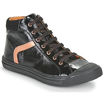 Zapatos Niña Zapatillas altas GBB VIVENA Negro
