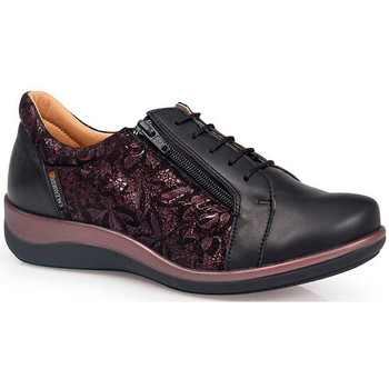 Zapatos Mujer Derbie & Richelieu Calzamedi S  ADAPTABLE BURDEOS