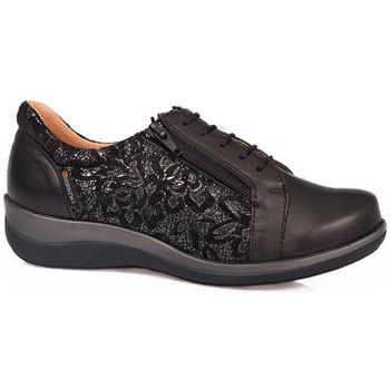 Zapatos Mujer Derbie & Richelieu Calzamedi S  ADAPTABLE GRIS