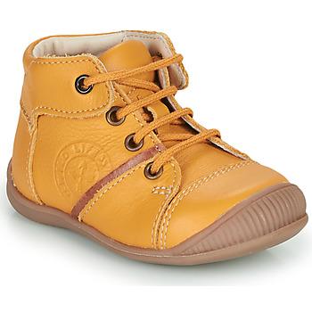 Zapatos Niño Botas de caña baja GBB OULOU Amarillo