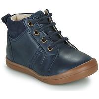 Zapatos Niño Botas de caña baja GBB NILS Azul