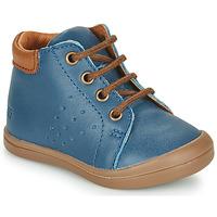 Zapatos Niño Botas de caña baja GBB TIDO Azul