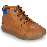 Zapatos Niño Botas de caña baja GBB TIDO Marrón
