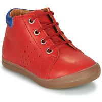Zapatos Niño Botas de caña baja GBB TIDO Rojo