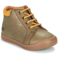Zapatos Niño Zapatillas altas GBB TIDO Verde