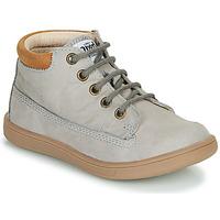 Zapatos Niño Zapatillas altas GBB NORMAN Negro