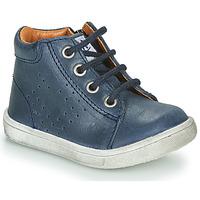 Zapatos Niño Botas de caña baja GBB FOLLIO Azul