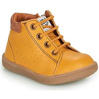 Zapatos Niño Botas de caña baja GBB FOLLIO Amarillo