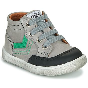 Zapatos Niño Zapatillas altas GBB VIGO Gris