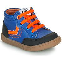 Zapatos Niño Zapatillas altas GBB VIGO Azul