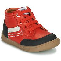 Zapatos Niño Zapatillas altas GBB VIGO Rojo