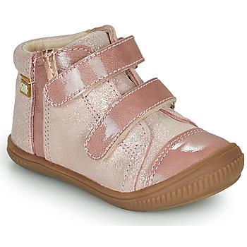 Zapatos Niña Zapatillas altas GBB ODITA Rosa