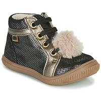 Zapatos Niña Zapatillas altas GBB ISAURE Negro