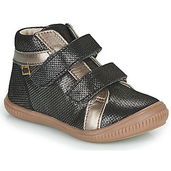 Zapatos Niña Zapatillas altas GBB EDEA Negro