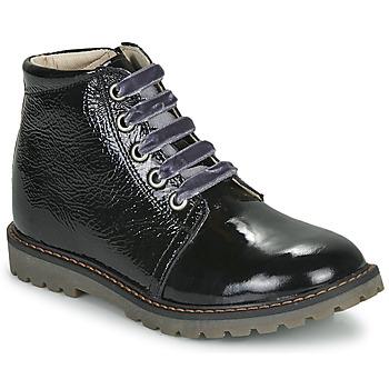 Zapatos Niña Botas de caña baja GBB NAREA Gris