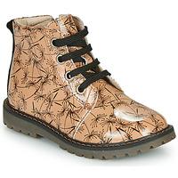 Zapatos Niña Botas de caña baja GBB NAREA Rosa