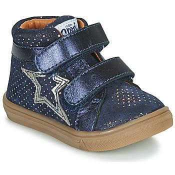 Zapatos Niña Zapatillas altas GBB OHANE Azul