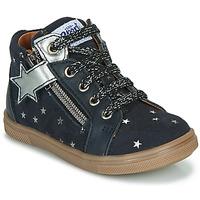 Zapatos Niña Zapatillas altas GBB VALA Azul