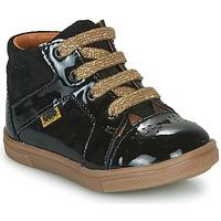 Zapatos Niña Zapatillas altas GBB THEANA Negro