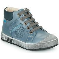 Zapatos Niño Zapatillas altas GBB OLANGO Azul