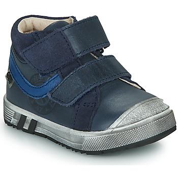 Zapatos Niño Zapatillas altas GBB OMALLO Azul