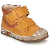 Zapatos Niño Zapatillas altas GBB OMALLO Amarillo