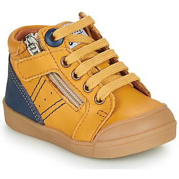 Zapatos Niño Zapatillas altas GBB ANATOLE Naranja
