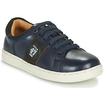 Zapatos Niño Zapatillas bajas GBB MIRZO Azul