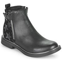 Zapatos Niña Botas de caña baja GBB XIANA Negro