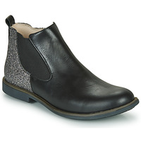 Zapatos Niña Botas de caña baja GBB NAKOVO Negro