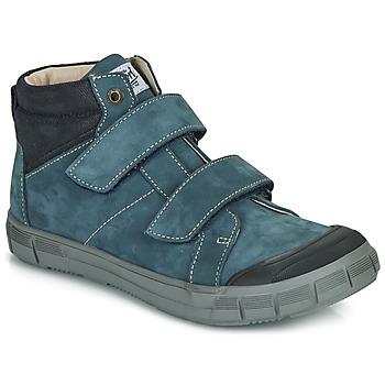 Zapatos Niño Zapatillas altas GBB HENI Azul
