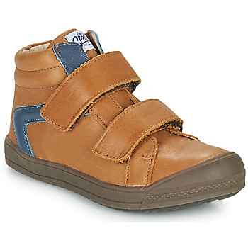 Zapatos Niño Zapatillas altas GBB KOLAN Marrón
