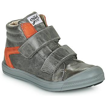 Zapatos Niño Zapatillas altas GBB KOLAN Gris