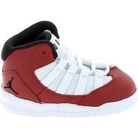 Zapatos Niños Baloncesto Nike Jordan Max Aura BB Rouge Blanc AQ9215-602 Rojo