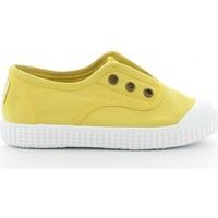 Zapatos Niño Tenis Victoria 106627 amarillo jaune