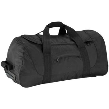 Bolsos Maleta flexible Quadra QD904 Negro