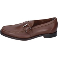 Zapatos Hombre Mocasín Tod's mocasines cuero marrón