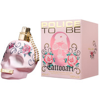 Belleza Mujer Perfume Police To Be Tattoo Art For Woman Edp Vaporizador  40 ml