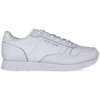 Zapatos Niños Zapatillas bajas Kelme VICTORY KIDS LACE Blanco