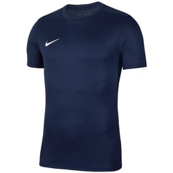 textil Hombre camisetas manga corta Nike Park Vii Azul marino