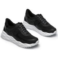 Zapatos Mujer Zapatillas bajas Parodi Passion 73/8302/01 Negro