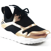 Zapatos Mujer Zapatillas bajas Parodi Passion 73/8305/01 Negro