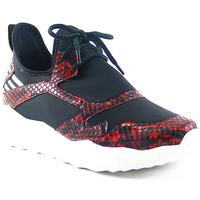 Zapatos Mujer Zapatillas bajas Parodi Passion 73/8305/02 Negro