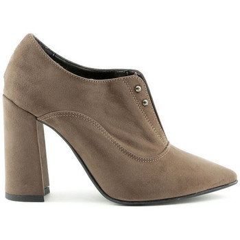Zapatos Mujer Low boots Made In Italia - gloria Marrón
