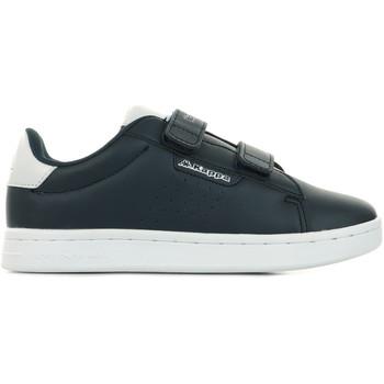 Zapatos Niños Zapatillas bajas Kappa Tchouri Velcro Azul
